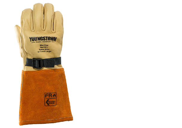 "Youngstown Glove Company 14"" High- Voltage Protector"