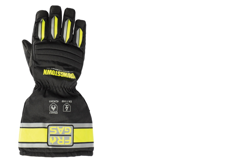 Youngstown Glove Company FR Emergency Gas Glove